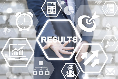 Results - Business Growing Concept Prese