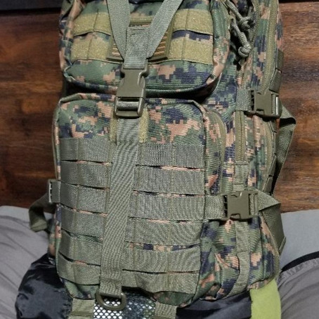 My Ultimate 15lb Get Home Bag / Bug out Bag / Lightweight Day pack