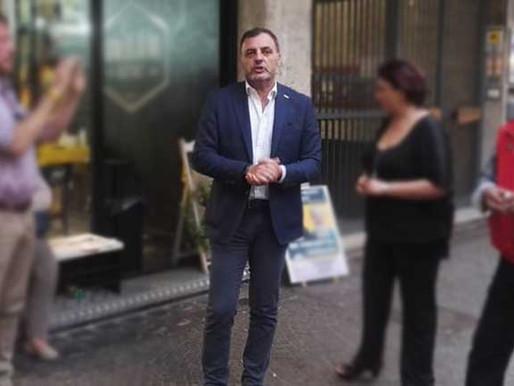 """Intervista al Messaggero. «Il leader? Non è più Di Maio. """"Eco"""" inciderà sul governo.»"""