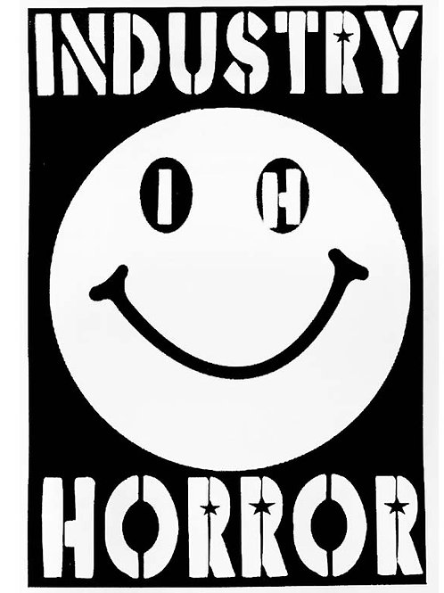 Smiley Logo Sticker