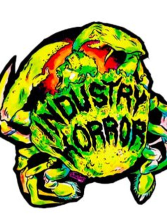 Krab Sticker
