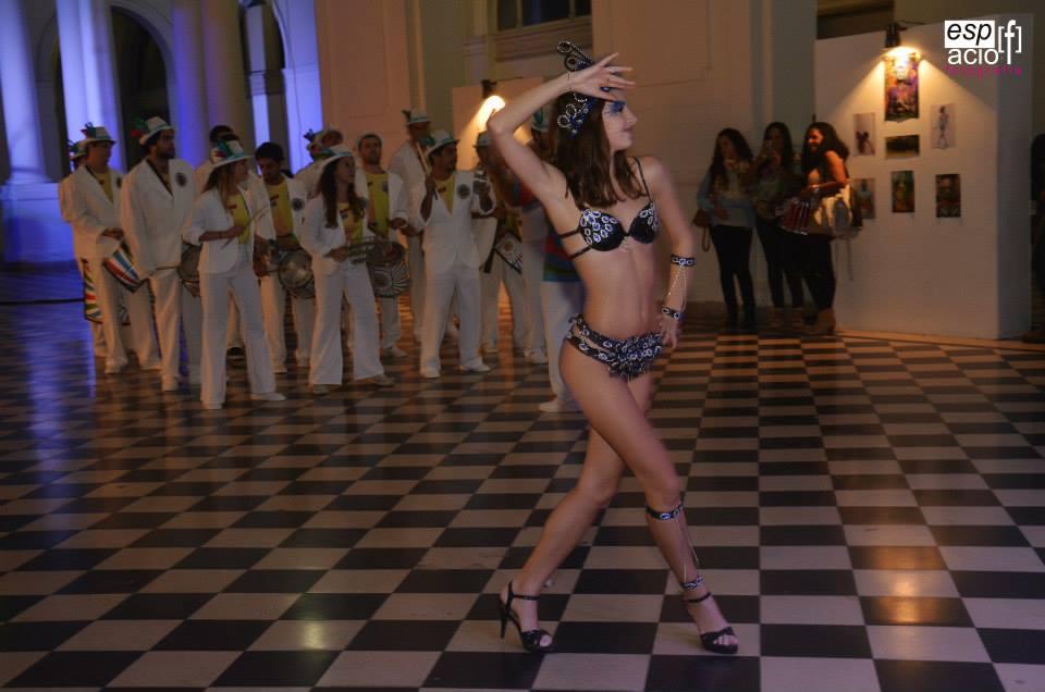 Chimichurri Samba cerrando FIBOPA