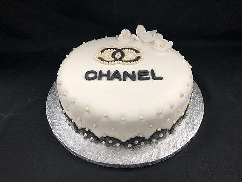 Chanel taart (10 personen)