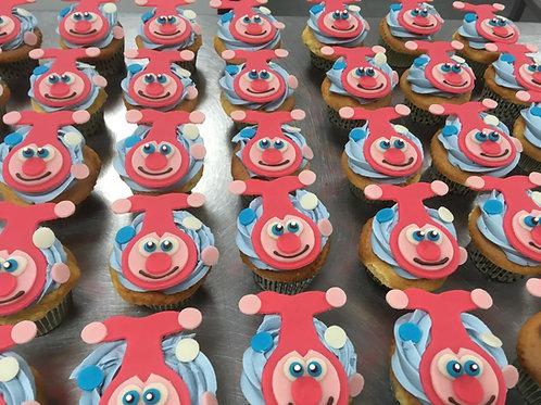 Cupcake Jokie (10 stuks)