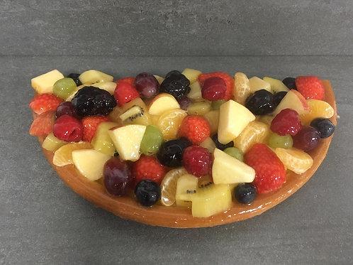 Halve Vers Fruit vlaai