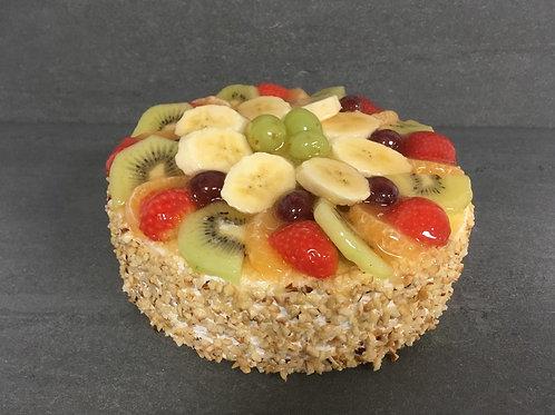 Vruchtentaart (8 personen)