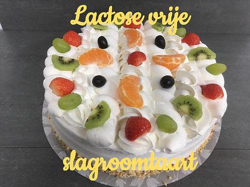 Lactosevrije Slagroomtaart -12 personen-