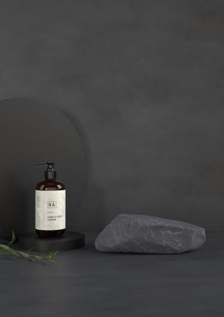 RÅ mockup stående BEIGE-black stone leaf.jpg