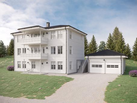 Nye boligprosjekter