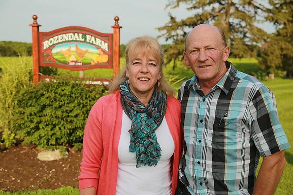 Rozendal (Strawberry) Farm