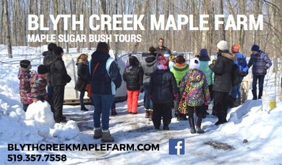 Blyth Creek Maple Farm