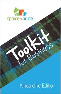 Kincardine Toolkit - Spruc the Bruce