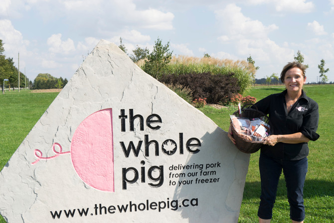 Meet the Producer: The Whole Pig