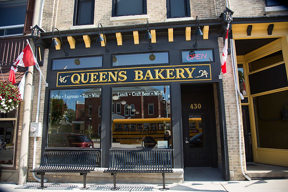 Queens Bakery
