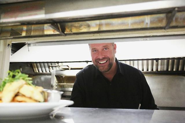 Chef James Eddington