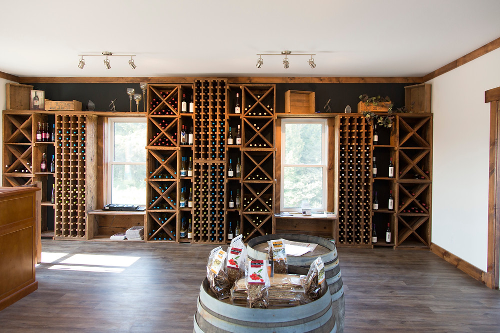 Maelstrom Winery Tasting Room