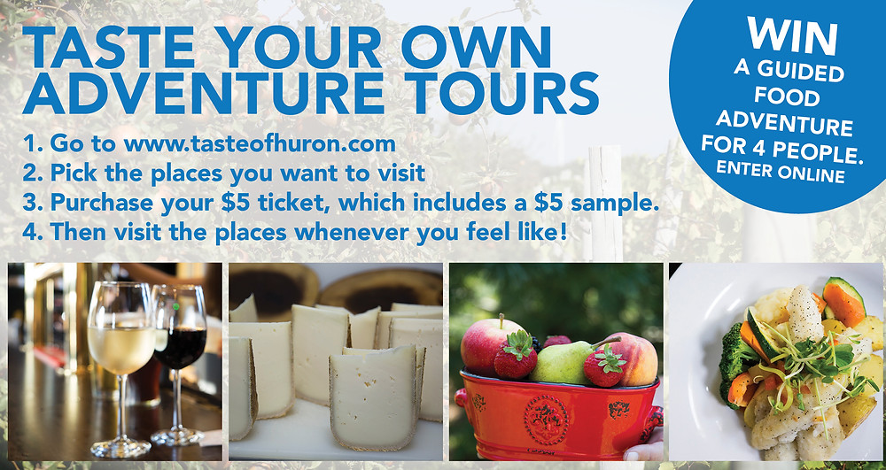 Taste Your Own Adventure Tours