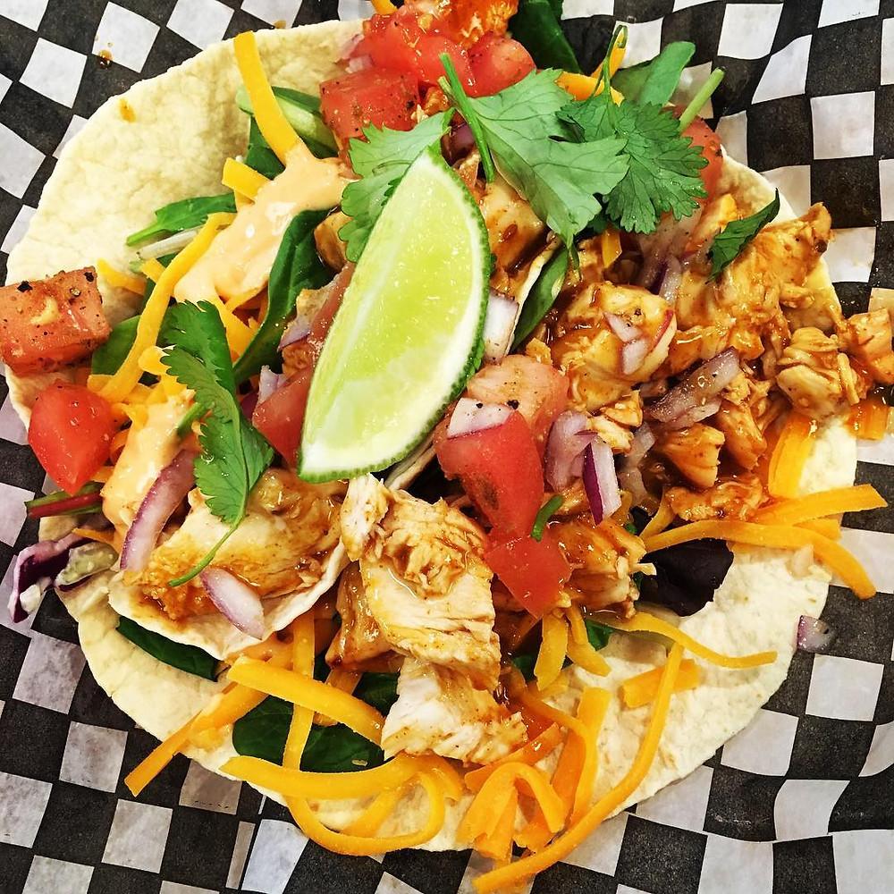 Taco From Sweet Love Eats