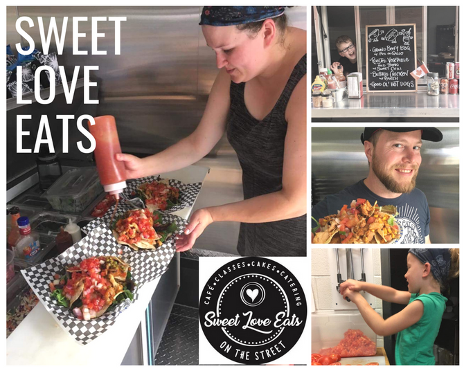 Straight from the heart, great local food made with love.