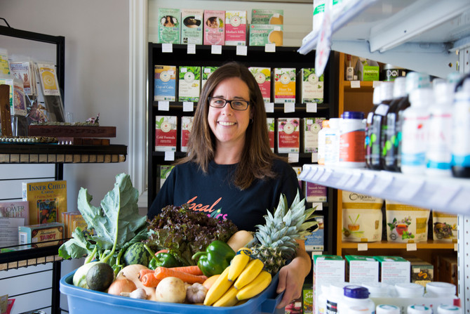 Local Organics Offers Up Unique Products
