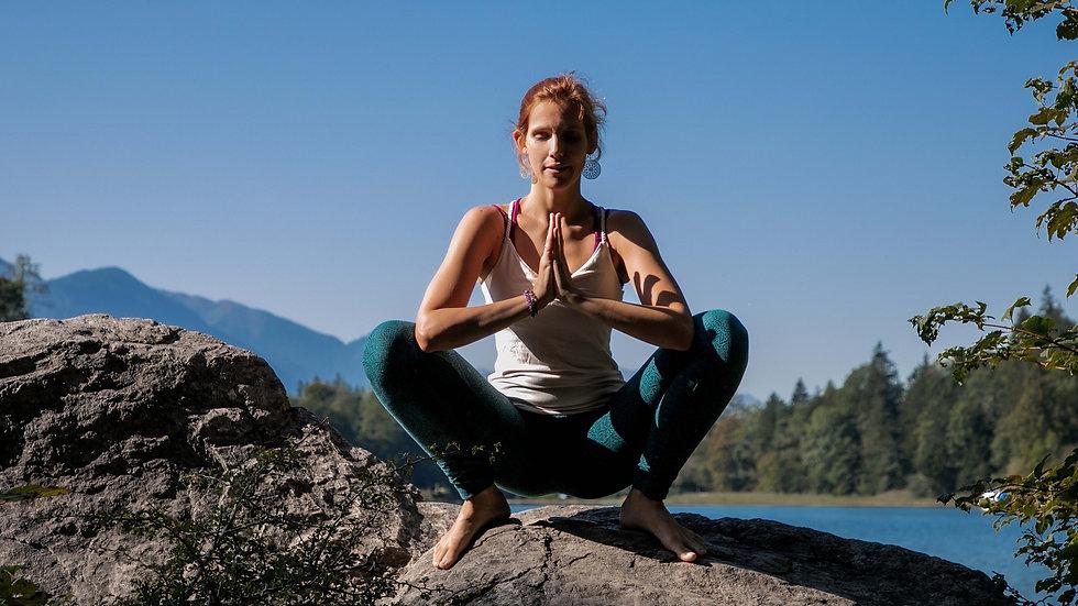 3er Block Yoga Einzelstunden (á 75 Minuten)