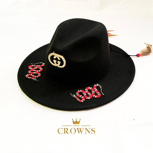 """CROWNS """"GUCCI SNAKE"""""""
