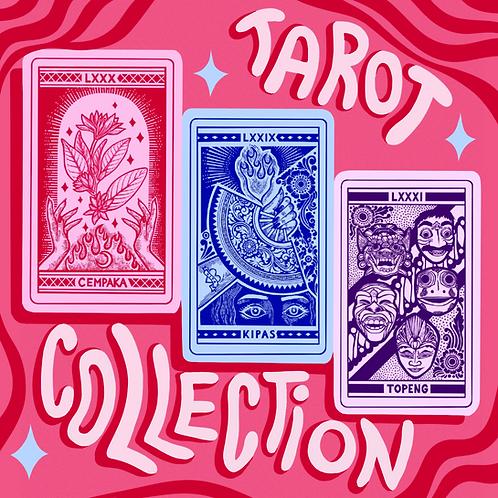 Tarot Sticker Set