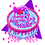 Thumbnail: Apology Cake Glitter Sticker