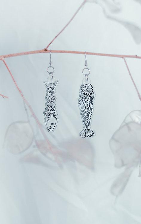Surf & Turf Earrings