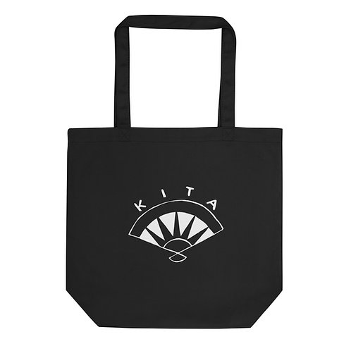 KITA Black Eco Tote Bag