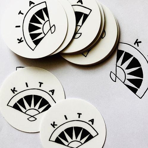 KITA Sticker