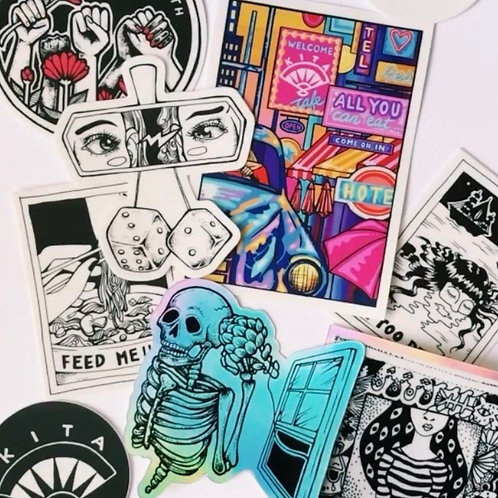 5-Sticker Bundle