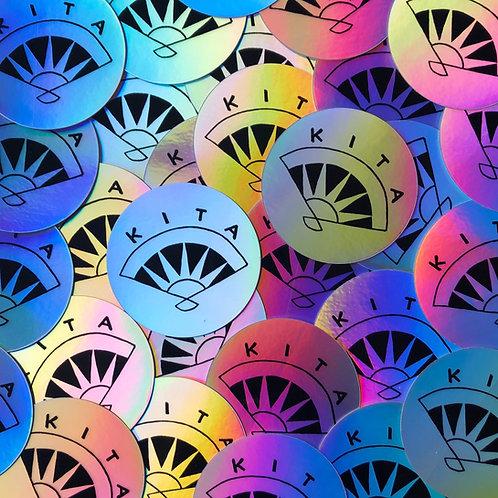 KITA Holo Stickers
