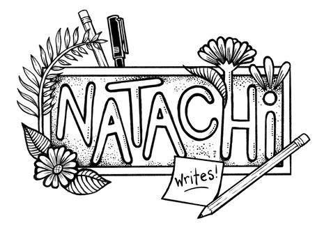 Natachi Writes Logo