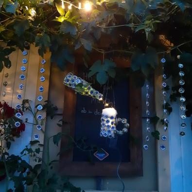Gartenbeleuchtung - eingereicht von Michaela Mattmer