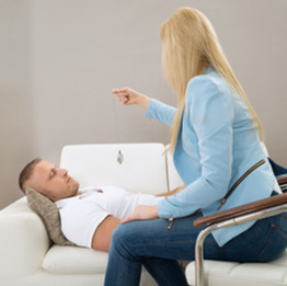 Hypnotizing Patient