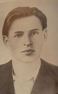 Фото художника Михаила Александровча Куприянова, 1950-е годы