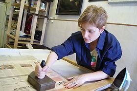 Реставратор живописи