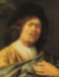 голландская живопись, автопортрет Яна Минзе Моленара.