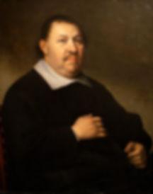 """Картины голландских художников 17 века. Антоний Паламедес """"Мужской портрет"""""""