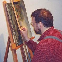 Реставрация картин, масляной живописи