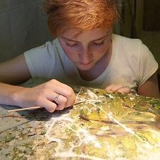 Реставрация картин, живописи