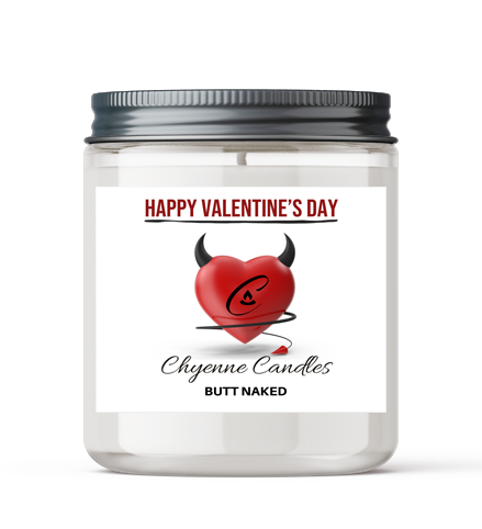 "Valentine's Day Collection - FOR HIM ""Butt Naked"""