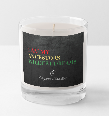 "Black History Collection - ""I am my ancestors..."""