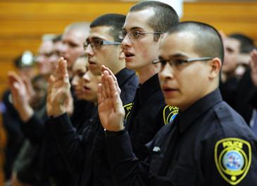 Milwaukee police, fire push minority recruitment