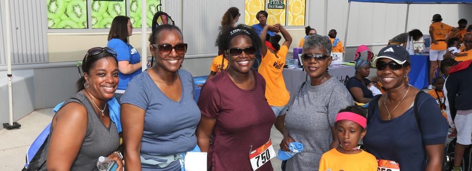 Bronzeville Week 2019-HaRUNbee Walk-Run