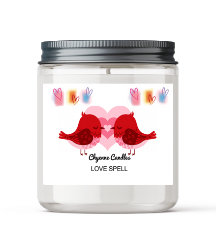 """Valentine's Day Collection - FOR HER """"Love Spell"""""""