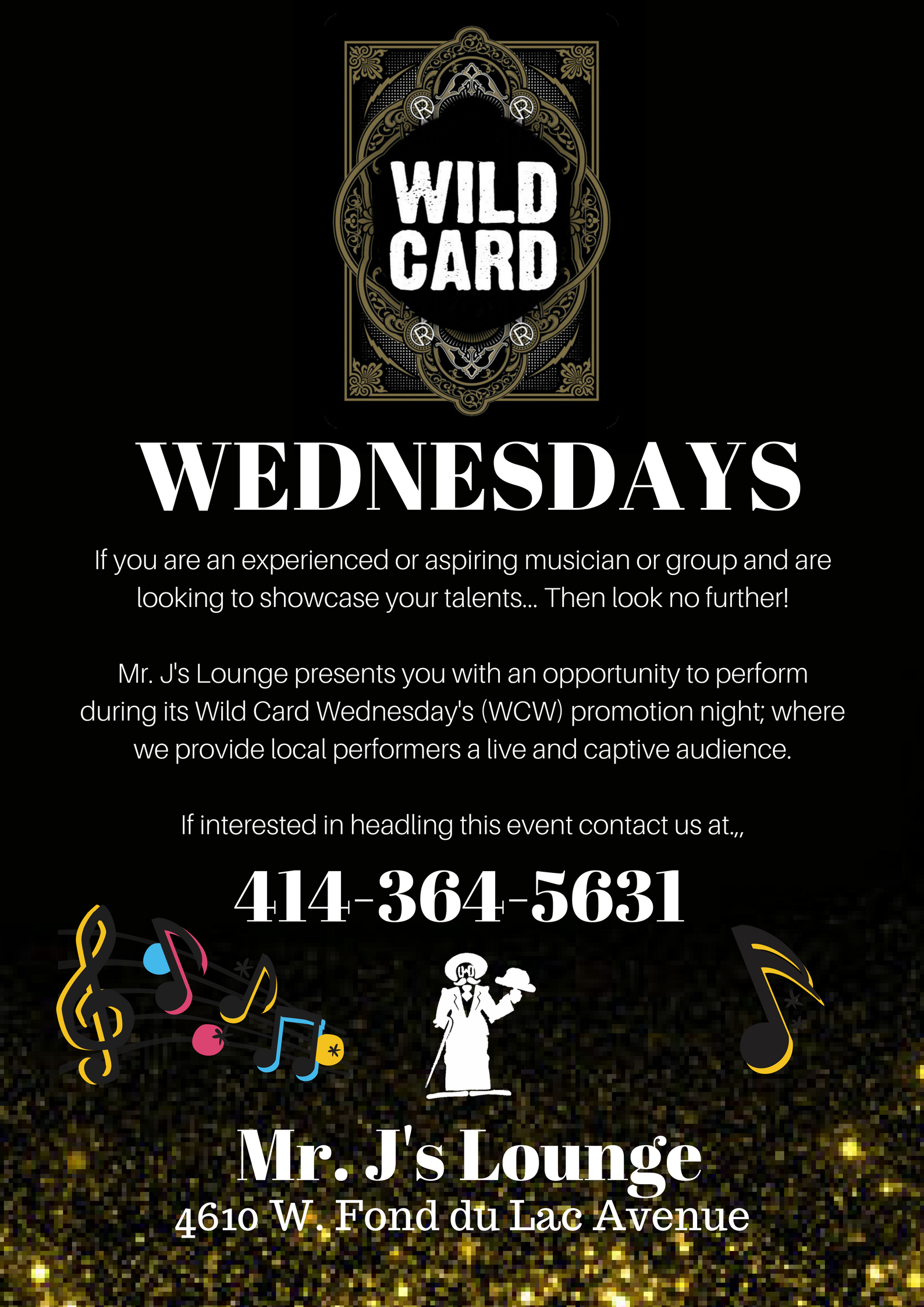Wild Card Wednesdays