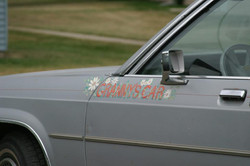 Grannys Car