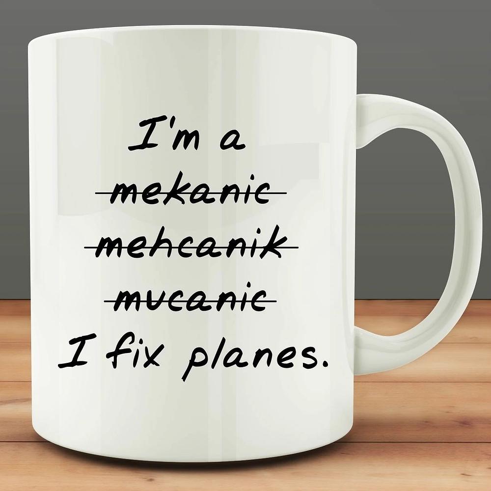 air charter mechanic